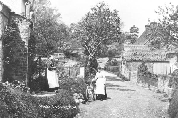 White Street around 1910