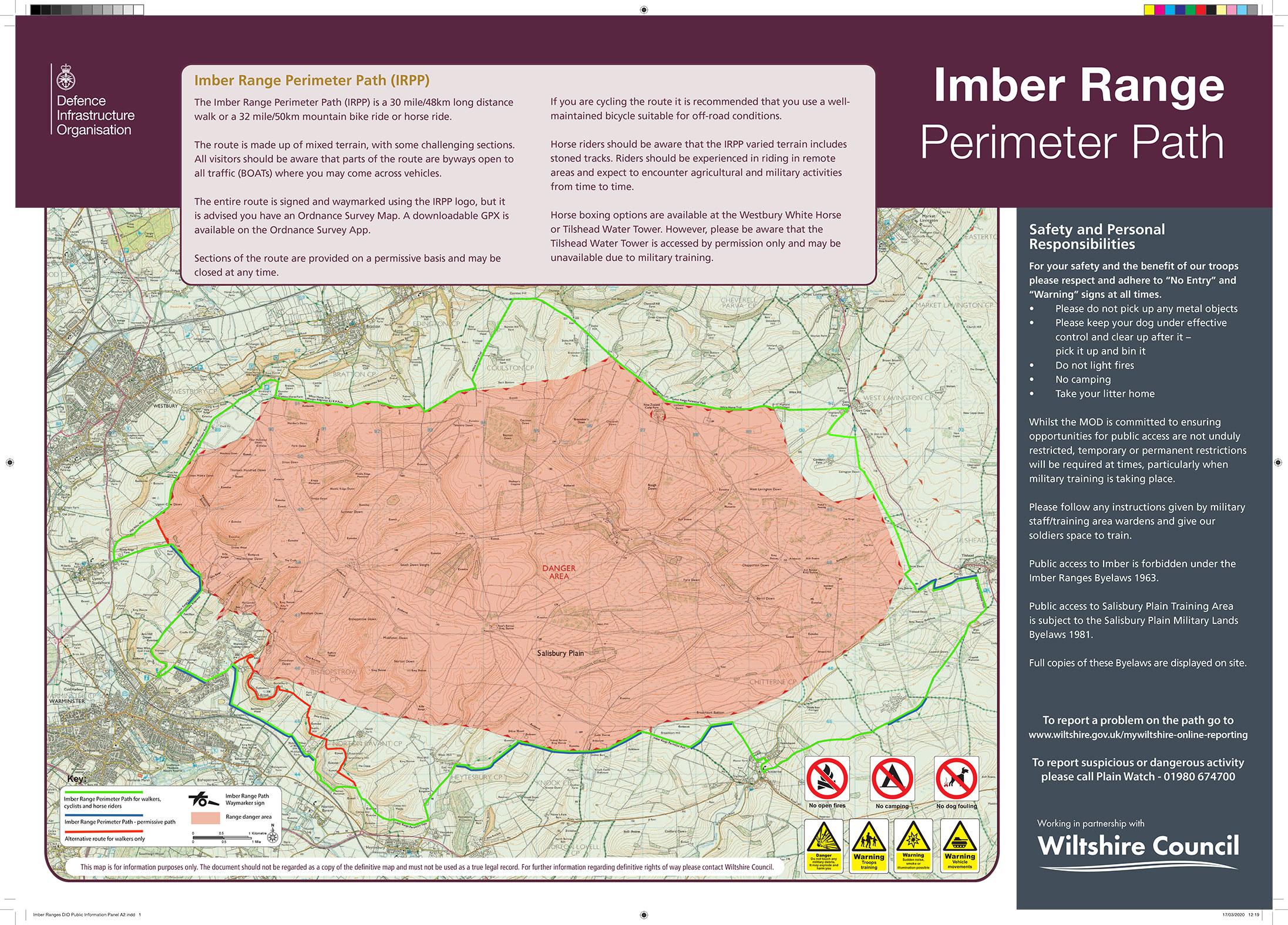 Imber Range